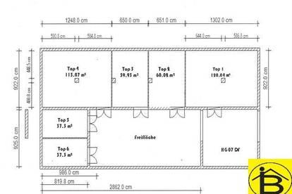 13772 - 60 m² Lagerhalle oder Stellplatz