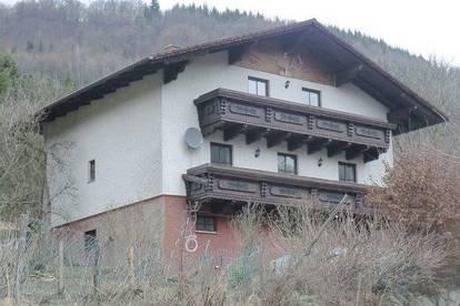 14287 Geräumiges Miethaus in schöner Lage
