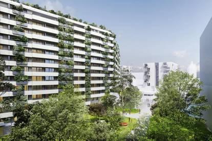 "PROVISIONSFREI - 10., Gödelgasse 6, 8 und 9 - ""Biotope City"",Top AR4"