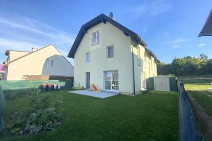 Moderne Doppelhaushälfte  mit Loft-Atmosphäre