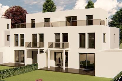 Exklusives Doppelhaus in Leobersdorf