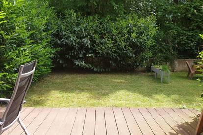 Nahe Josefsplatz, Maisonette mit Garten