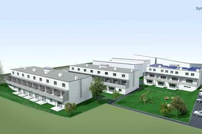 Geförderte Genossenschaftswohnung mit Kaufoption - Maisonette-Wohnung