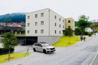 Geförderte Genossenschaftswohnungen - MIETE - Neubau