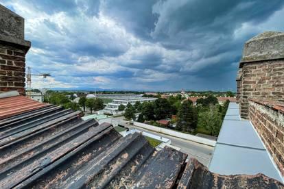* Virtueller Rundgang ** Barrierefreie 4 Zimmer Dachterrassenwohnung mit Garten - Toller Ausblick **