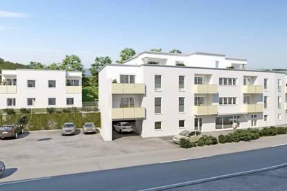 Geförderte Genossenschafts-Doppelhaushälfte mit Eigengarten - MIETE MIT KAUFOPTION