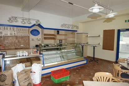 Cafe Konditorei etc. mit Betriebsanlagengenehmigung