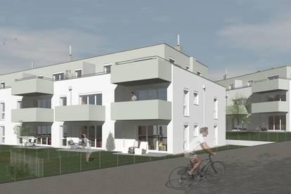 Geförderte Genossenschaftswohnungen mit Kaufoption in der Friedensgemeinde Erlauf