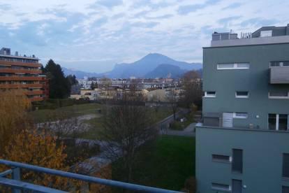Schicke Dachterrassenwohnung in Salzburg-Maxglan