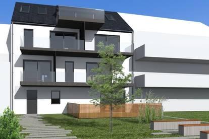 Exklusive Dachgeschosswohnung inkl. Einbauküche - ERSTBEZUG