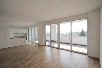 Großzügig geschnittene Terrassenwohnung inkl. Einbauküche - Feldkirchen/Lacken - Top 06