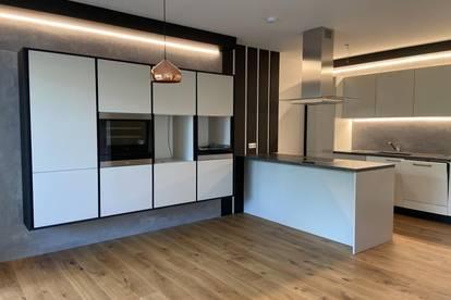 Moderne Dachgeschosswohnung inkl. Einbauküche mit Loggia - Top A07
