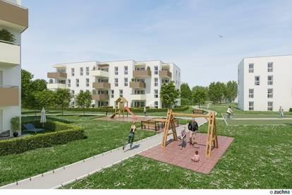 2-Raum Neubau Eigentumswohnung in Mattighofen