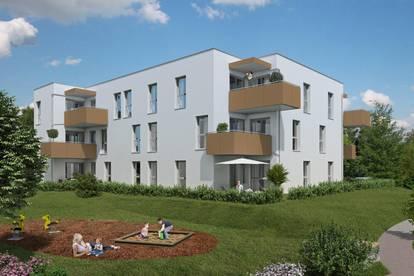 geförderte 2-Raum-Eigentumswohnung