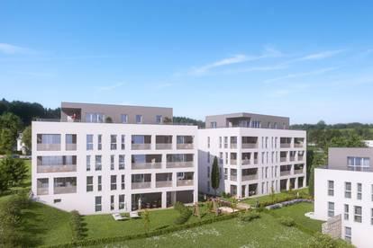 Neubau: geförderte 3-Raum-Eigentumswohnung in Mauthausen