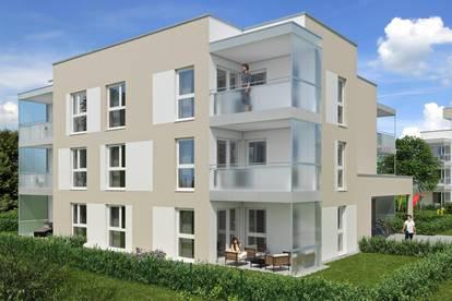 Neubau: geförderte 3-Raum-Eigentumswohnung in Steinerkirchen