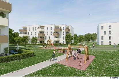 geförderte 3-Raum-Eigentumswohnung in Mattighofen