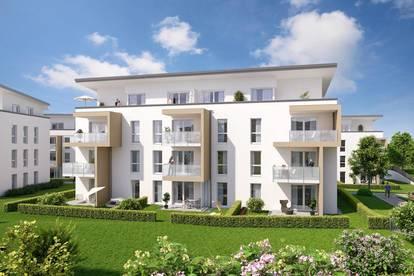 Neubau: geförderte 3-Raum-Eigentumswohnung in Ried im Innkreis