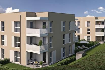 geförderte 2-Raum-Eigentumswohnung in Ostermiething