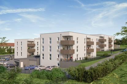 Neubau: geförderte 3-Raum Eigentumswohnung in Andorf