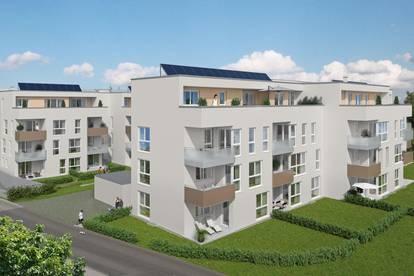 Neubau: frei finanzierte 2-Raum-Eigentumswohnungen in Steyr