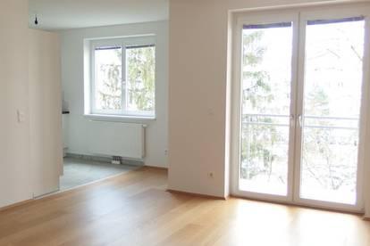 Helle 2-Zimmer Neubauwohnung mit Balkon Nähe Hütteldorferstraße