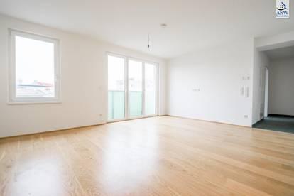Hinreißende 2 Zimmerwohnung mit Balkon - Nähe DONAUINSEL & HANDELSKAI