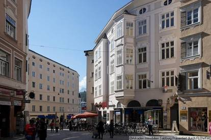 Erstbezug im Zentrum Salzburgs/Staatsbrücke (Büro daneben zumietbar)