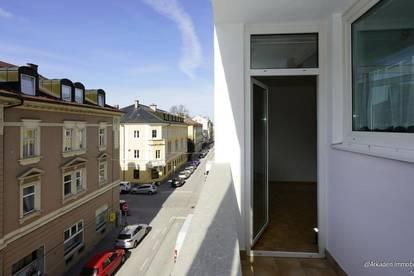 Andräviertel - Stadtzentrum - 2 Zimmerwohnung mit Balkon