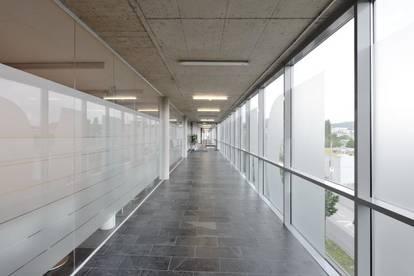 Bürofläche in der Lenaupark City in Linz - Edelrohbau