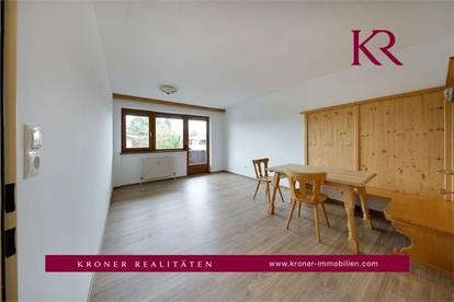 2-Zimmer-Wohnung in ruhiger Lage in St. Johann zu vermieten