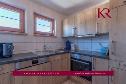 Nette 2-Zimmer-Wohnung mit Garten in Westendorf zu vermieten