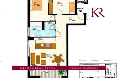 3-Zimmer-Wohnung im Zentrum von Kufstein zu vermieten