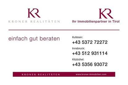 Tiefgaragenstellplatz neben der Fachhochschule Kufstein zu vermieten