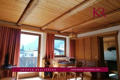 3-Zimmer-Wohnung auf der Sonnenseite von Kitzbühel zu vermieten