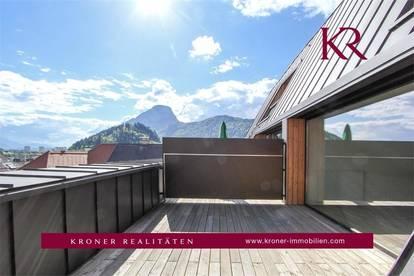 Wohnen im Herzen von Kufstein: Große 4 Zimmer Wohnung zu vermieten