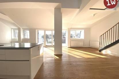 Hochwertiges Penthouse in großartiger Zentrumslage mit Kaufoption