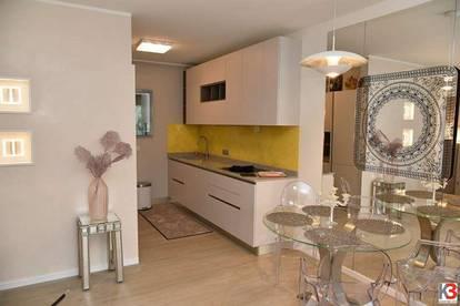Luxuriös möblierte 2-Zimmer-Wohnung in Zentrumsnähe