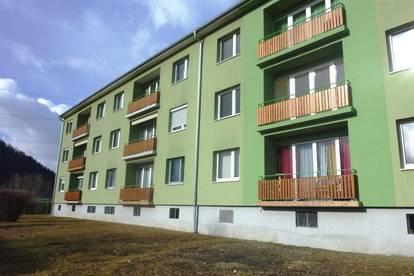 unbefristete 1-Zimmer Wohnung im schönen Bärnbach