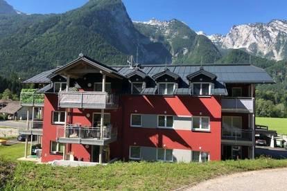 traumhafte 3-Zimmer Wohnung in Oberscheffau