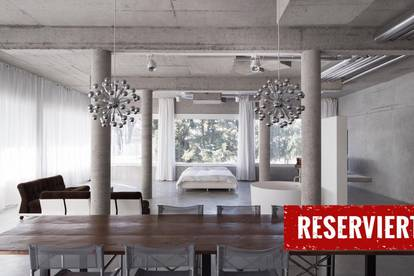 Einzigartige urbane Loft-Wohnung mit absolutem WOW-Effekt!