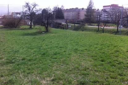 Grundstück im Stadtzentrum von Zeltweg
