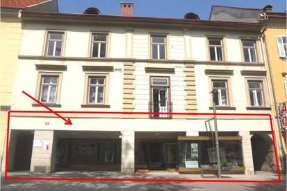 Geschäftsfläche zum Mieten - direkt am Judenburger Hauptplatz