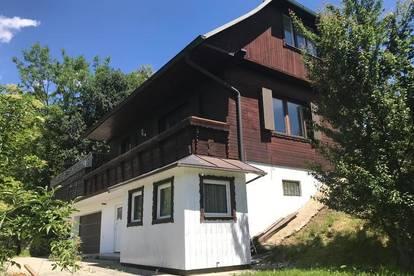 schönes Haus zu mieten - in ruhiger Aussichtslage - mit Garten