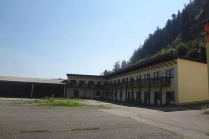 Arbeiterquartier - voll ausgestattet