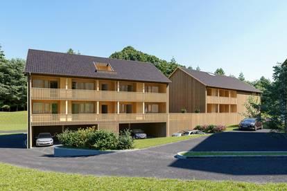 Neue Dachwohnung in Mellau