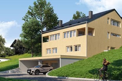 Doppelhaushälfte mit wunderbarem Panorama