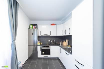 Sehr gemütliche 2 Zimmer Wohnung im Grünen