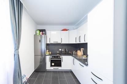 2 Zimmer Wohnung im Grünen