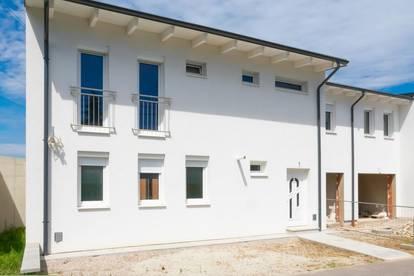 Perfekte Doppelhaushälfte in Gerasdorf. Belagsfertig.